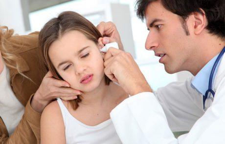 כאבי אוזניים וגרון – הבעיה אינה באוזניים